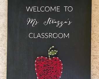Classroom Sign, Teacher Gifts, Teacher Sign, Teachers Gifts, Teachers Sign, Classroom Door Sign, Teacher Christmas, CLassroom Decor