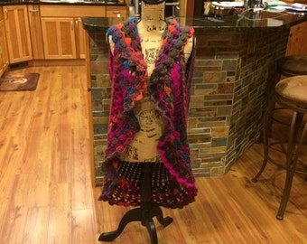 Crochet Stevie Nicks Shawl - Made to Order