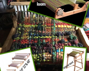 "Ashford Rigid Heddle Loom all sizes  back in stock 16"" 24"",32"",48"" : saorisantacruz"