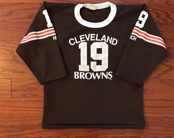 Vintage 90's Hutch Cleveland Browns Jersey