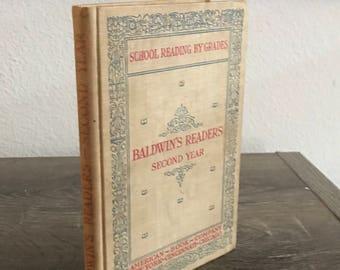 Baldwin's Readers Second Year (1897)