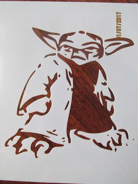 Dorable Plantilla De Máscara Yoda Colección de Imágenes - Ideas De ...