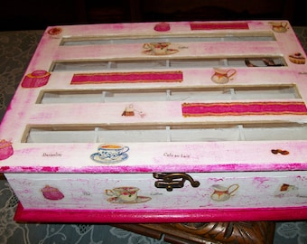 Great box for tea or other