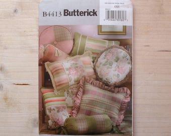 UNCUT Butterick pattern B4413
