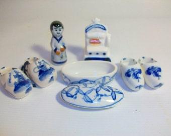 Miniature Delft figurines | Delft Blue Collection