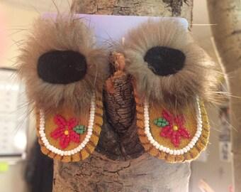Yukon Style Mocc Earrings