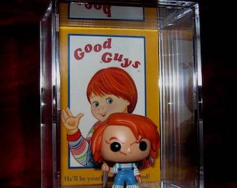 Child's Play Good Guys Display....All Brand New!!!