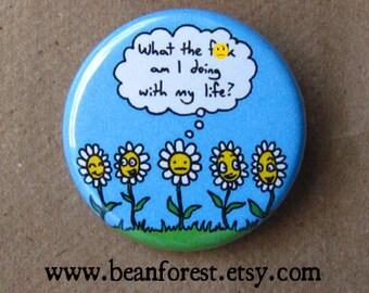 flower in life crisis -mature-