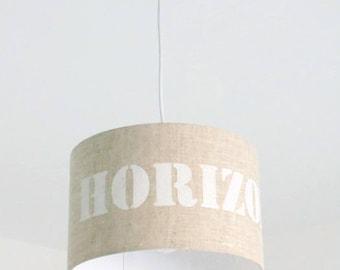 Elegant Kronleuchter Abgehängte Decke Lin   Horizont   Lampenschirm Zylindrisch    Zylinder + Elektrokabel   Lampenschirm