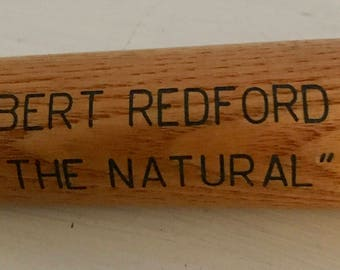 The Natural - Robert Redford - Tri Star Pictures (Louisville Slugger)