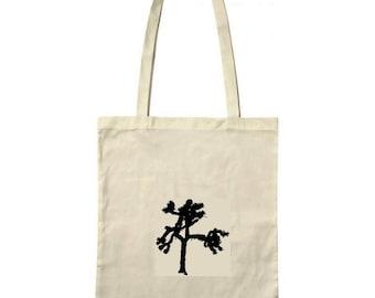 """Sac / Tote bag """" Joshua tree  """""""