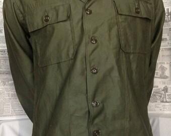 Vintage 1947 Mens Vintage Military Jacket
