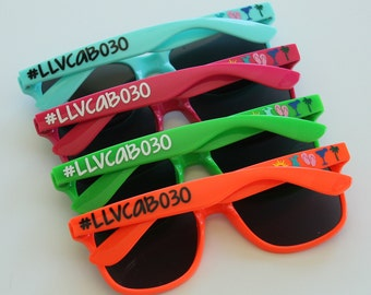 Personalized Sunglasses - Dirty Thirty - 30th Birthday - Birthday Sunglasses - Custom Sunglasses