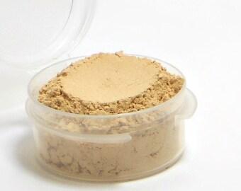 Illuminating Mineral Primer and Finishing Veil Sample - Sheer Tan - Vegan