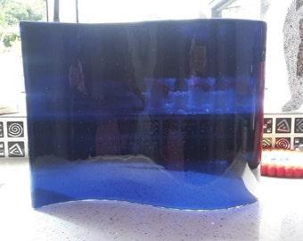 Big Cobalt Blue Wave