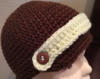 Boys Custom Beanie , size 3 to 6 months, Boys hat