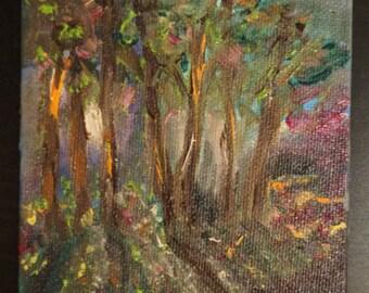 Forest glade mini