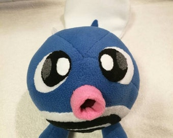 Pokemon Plush Poliwag handmade