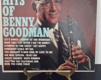 Benny Goodman - The Hits Of Benny Goodman - Circa 1961