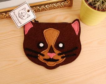 Wallet - Cat