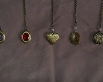 Anthology of medallions bronze