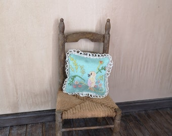 Doll House and Miniatures cushion