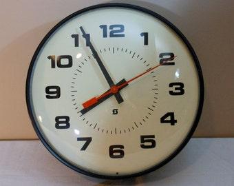 Vintage Simplex School Clock