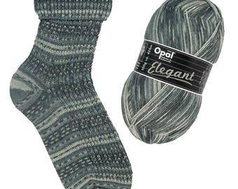 Opal Sock Yarn Elegant superwash 100g/465yds, #9523