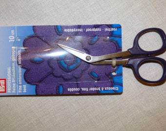 Embroidery scissors purposes and cubits prym ref 611516