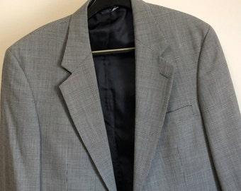 Lands'End Semi winter dress suit jacket blazer size 42