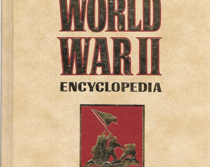 Illustrated World War II Encyclopedia volume 8