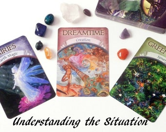 Guidance Tarot Reading, Tarot Card Reading for Understanding the Situation,  Psychic Reading w Advise Cards, Same Day Reading by Clairvoyant