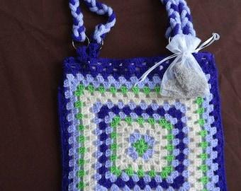 Color Lavender: Scented bag