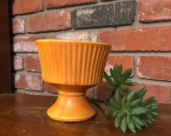 Orange Floraline Planter