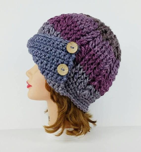Cloche Hat Pattern Crochet Hat Patterns For Women Crochet