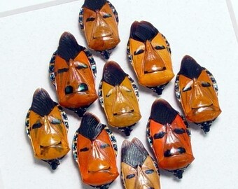 Black Friday/Cyber Monday Sale Another Face In The Crowd Man Face Beetle Collection 222