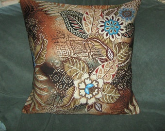TRIBAL BEAT PILLOW Cover 18""