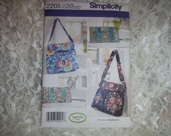 SweetPea totes pattern