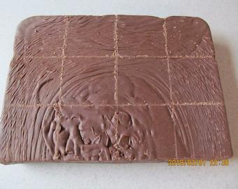 Chocolate Walnut homemade butter and cream kettle fudge 1 pound