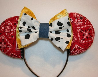 Toy Story Jessie ears