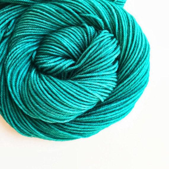 MALLARD hand dyed yarn