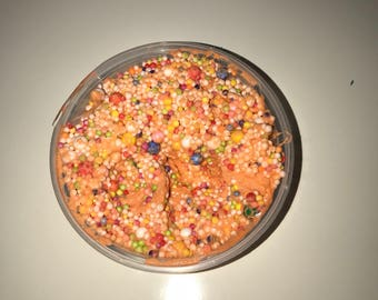 Easter bunnies Funfetti carrot cake