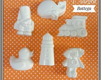 6 Children's Fragrant plasters