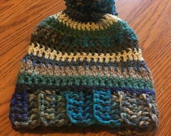 Multicolored Hat