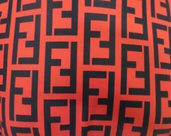 Fantastic Fendi fabric | Etsy CL17