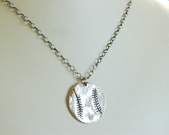 Take Me Out to the Ballgame Necklace