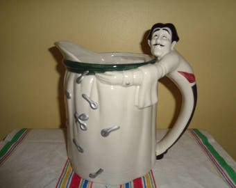 Handsome Department 56 Waiter Pitcher
