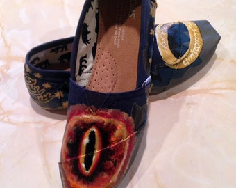 Lord of the Rings Custom Painted Toms
