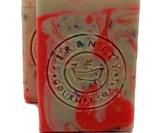 Burst Of Energy Vegan Handmade Soap Bar