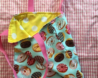 Donuts reversible shoulder bag